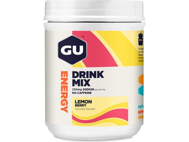 GU Energy Drink Mix 840g, Lemon Berry